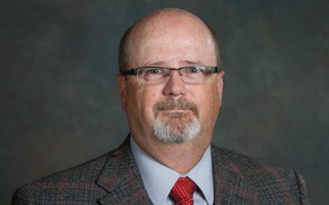 Athletic training clinical professor Greg Gardner